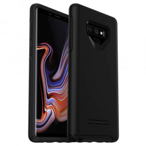OtterBox Symmetry Series Case for Samsung Galaxy Note9 - Frustration Free Packaging - Black