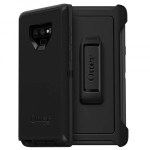 OtterBox Cell Phone Case for Samsung Note 9 - Black