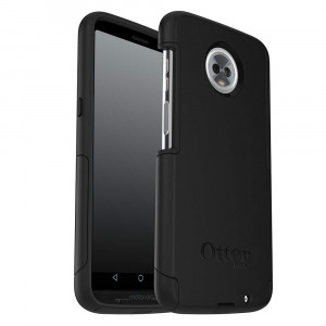 OtterBox Commuter Series Cell Phone Case for Moto Z3 Play - Black