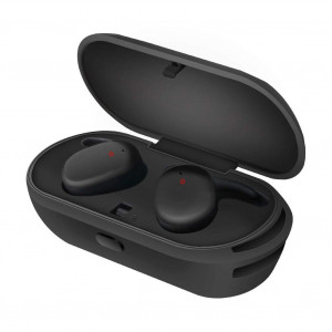 Wireless Earbuds, XG-WIN Bluetooth 5.0 Deep Bass True Wireless Earbuds, Auto-Pair 3D Stereo Sound Sweatproof Mini Bluetooth Headphones with Built-in Microphone for Sport Running Gym