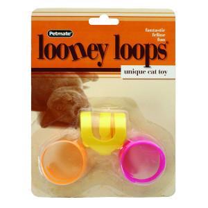 AFC PETMATE 26333 Looney Loops Cat Toy