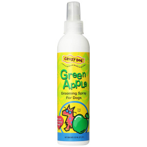 Crazy Dog Grooming Spray for Dogs, 8 oz.