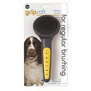 JW Pet Gripsoft Dog Slicker Brush