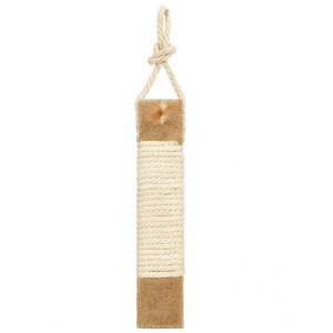 Ware Manufacturing Carpeted Kitty Scratch Surface Door Hanger Post, 19-Inch