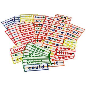 Roylco Sight Word String-Ups Language Aid