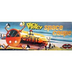 Polar Lights Dick Tracy Space Coupe Model Kit Aurora Polar Lights