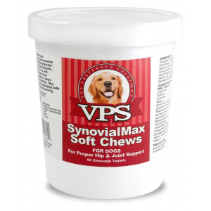 VPS SynovialMax Hip and Joint Soft Chews for Dogs