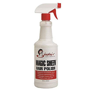 Shapley's Magic Sheen Hair Polish, 1-Quart