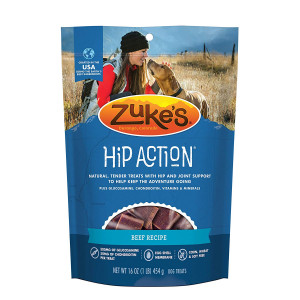 Zuke's Hip Action Dog Treats