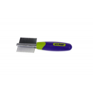 Li'l Pals Kitten Double-Sided Comb