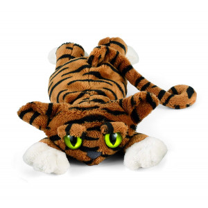 "Manhattan Toy Lanky Cats Tiger 14"" Stuffed Animal"