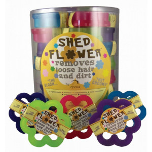 Epona Shed Flower Groomer - Assorted Colors