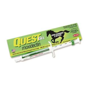 PFIZER EQUINE Animal Health 212372 11.3gm Quest Equine Gel