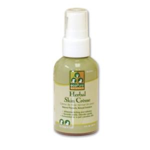 ecoPure Herbal Skin Crme, 2 Ounce