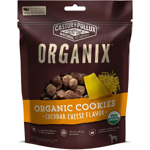 Organix Castor and Pollux Chicken Flavored Dog Cookies