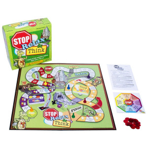 Stop, Relax and Think: A Game to Help Impulsive Children Think Before They Act