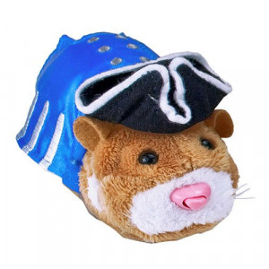 Magical Zhu Zhu Princess Enchanted Hamster Outfit Footman Hamster NOT Included!