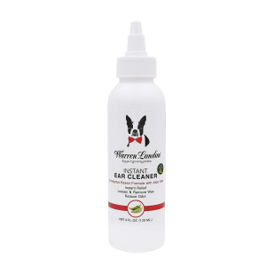 Warren London Dog Products- Instant Ear Cleaner
