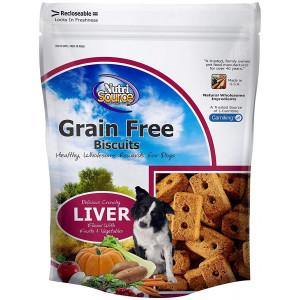 Nutri Source Grain Free Fish Biscuit - 14 oz