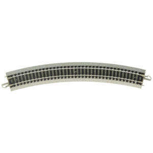 "Bachmann Industries E-Z Track 14"" Radius Curved Track (6/card) N Scale"