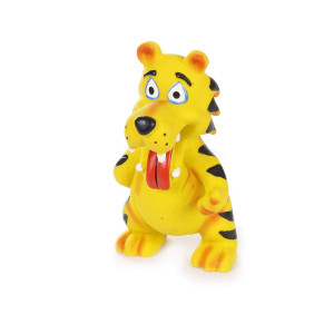 Knight Pet Latex Lion Toy, Small