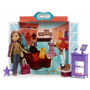 Bratz Boutique Doll - Yasmin Chic and Co