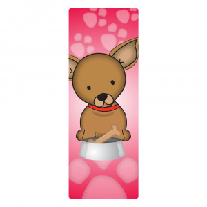 Love Your Breed Bookmark, Chihuahua