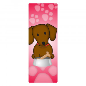 Love Your Breed Bookmark, Dachshund