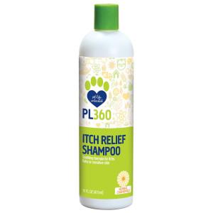 PL360 Itch Relief Gel Shampoo, Herbal Chamomile, 16oz