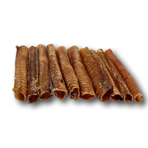 "Top Dog Chews 12"" Trachea 10 Pack - USA"