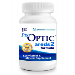 Pro-Optic AREDS 2 Formula (3 Month Supply) 1-Per-Day