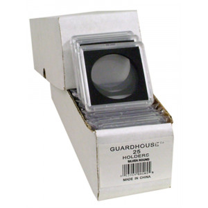 Guardhouse Tetra Snaplocks for SILVER ROUNDS Pack of 25