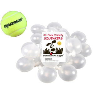 Downtown Pet Supply 30 Replacement Squeakers