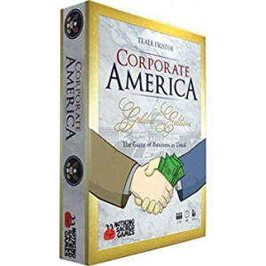 Nothing Sacred Games NSD0101 Corporate America - Gilded Edition