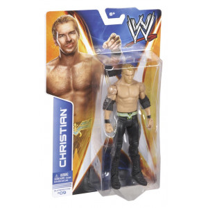 WWE Superstar #09 Christian Action Figure