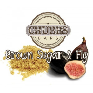 Chubbs Bars Brown Sugar and Fig Pet Degreaser Shampoo, 4-Ounce