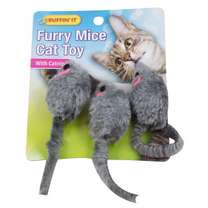 Meow Moments Catnip Scented Toy Mouse