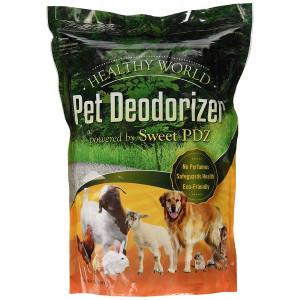 PDZ Company Healthy World Pet Deodorizer, 3.5 lbs