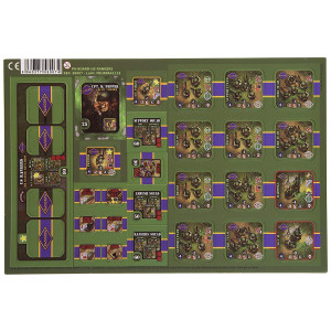 IELLO Heroes of Normandie - US Rangers Board Game