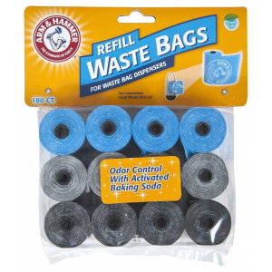 Arm and Hammer Disposable Waste Bag Refills
