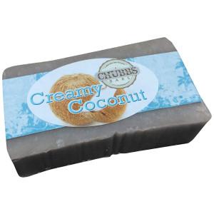 Chubbs Bars CC16oz Creamy Coconut Chubbs Bar Degreaser Shampoo for Pets