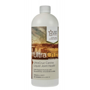 UltraCruz Caninie Liquid Joint Health Supplement for Dogs, 32 oz.