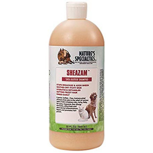 Nature's Specialties Sulfate-Free Antimicrobial Shampoo, 32-Ounce