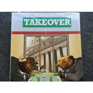 TAKEOVER Bulls and Bears, Personal Finance Game