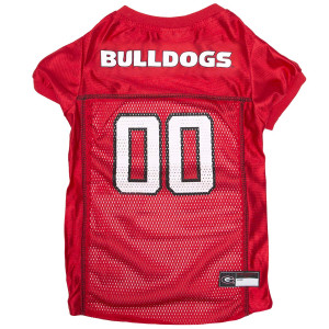 NCAA PET Apparels - Basketball Jerseys, Football Jerseys for Dogs and Cats Available in 50+ Collegiate Teams and 7 Sizes