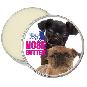 The Blissful Dog Brussels Griffon Nose Butter