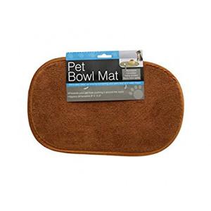 Kole KI-OD432 Small Pet Bowl Mat, Small
