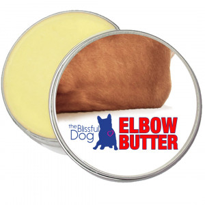 The Blissful Dog Organic Elbow Butter for Dog'S Elbow Calluses