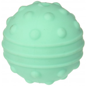 Ethical Pets Super Safe Silicone Ball Dog Toy, 2.5""