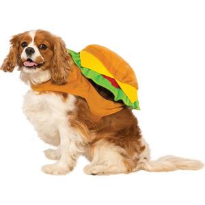 Rubies Costume Hamburger Dog Costume